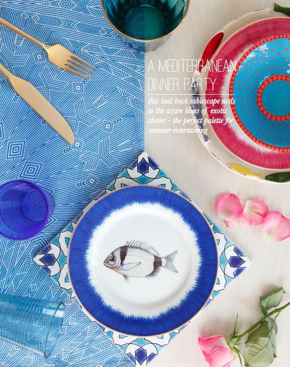 mediterranean dinner party