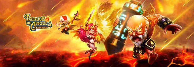 """New MMORPG for Mobiles """"League of Angels- Fire Raiders"""" is Now on Limited Open Beta 