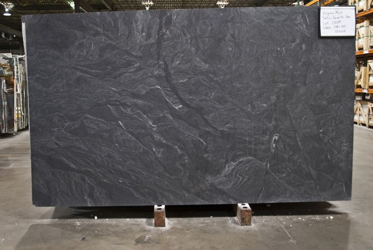 Concrete That Looks Like Soapstone Countertops : Virginia mist countertops honed granite