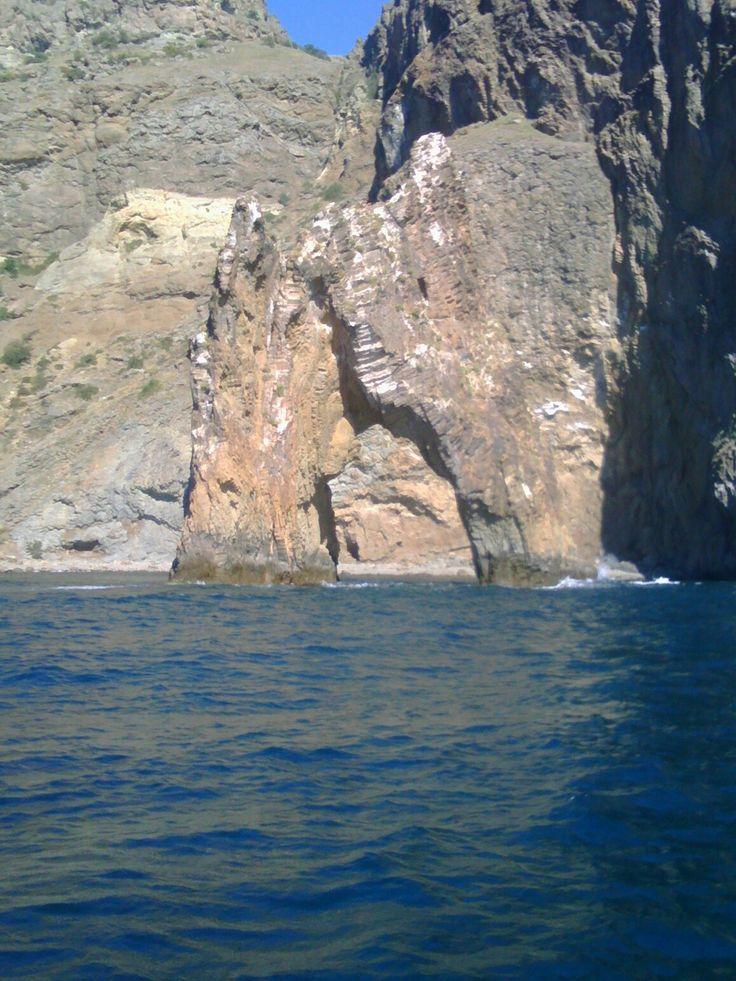 Republic of Crimea. Golden Gate