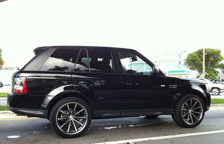 2012 Range Rover Sport Black Rims Find the Classic Rims of Your Dreams - www.allcarwheels.com