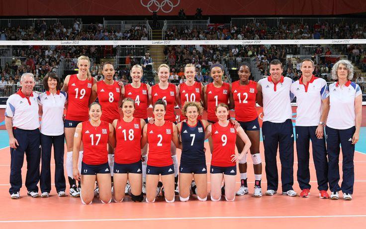 Team GB Volleyball