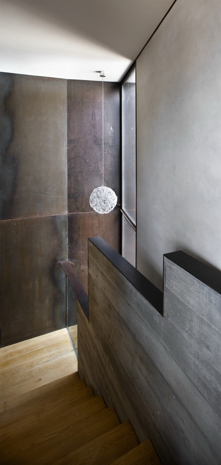 Creative partition ideas courtesy interior architect mohamed amer - Alemanys 5 Beautiful Restoration In Girona Spain By Anna Noguera Architects Staircase Ideasinterior