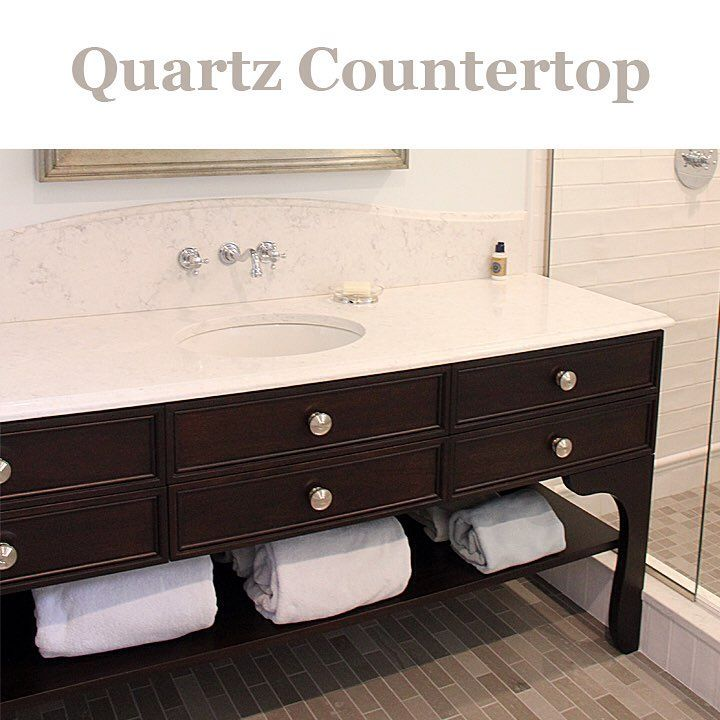 Engineered Quartz Countertops Love The Look Of Marble But Don T Want To Commit