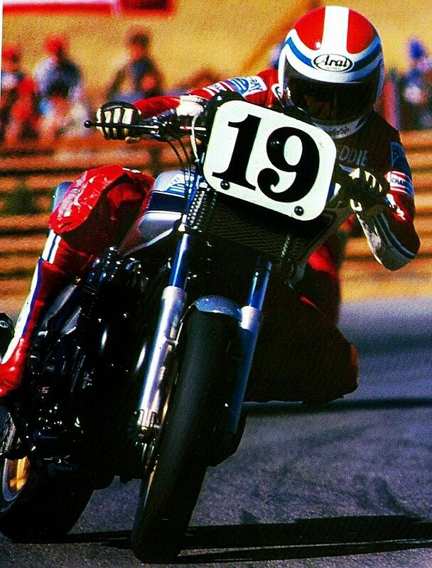 Freddie Spencer - early days AMA