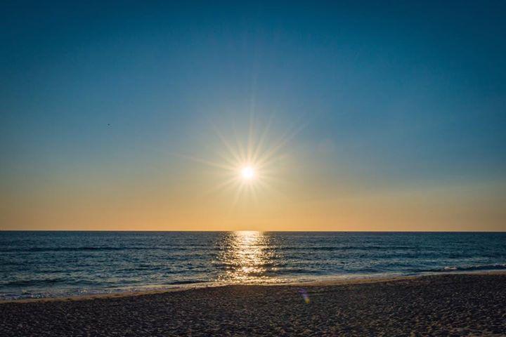 Sylt sunset - Hörnum Beach