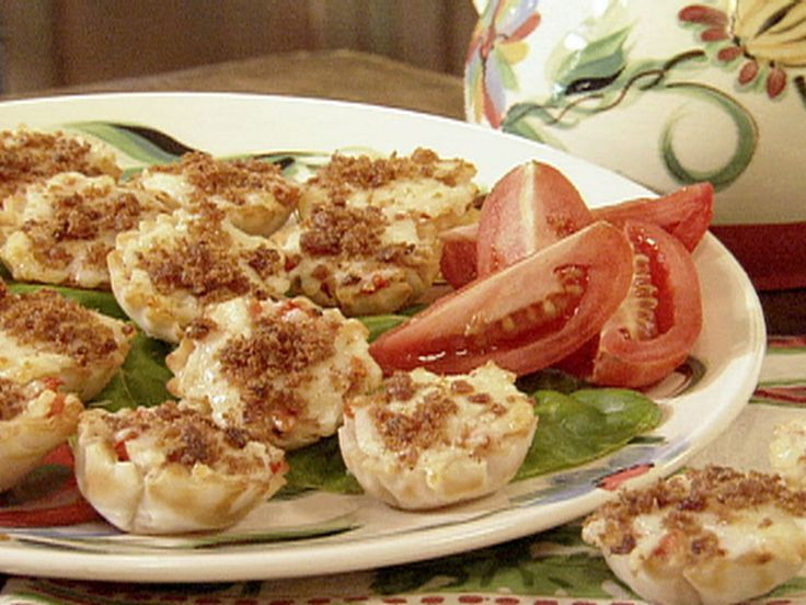 Deviled crab recipe paula deen mloovi blog for Paula deen mushroom canape