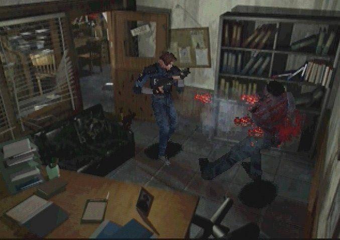 resident evil 2 | jeuxvideo.com Resident Evil 2 - PlayStation Image 116 sur 122