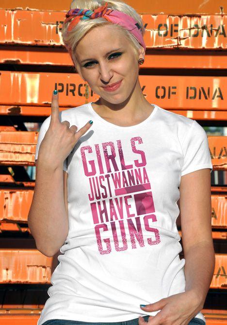 Women's clothing for guns