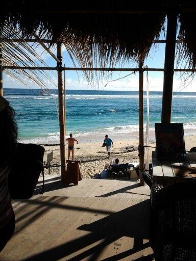 nammos beach club karma kandara.. waiting for sunset