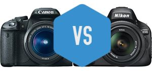 Camera Rocket - web site to quickly compare different models / brands of cameras