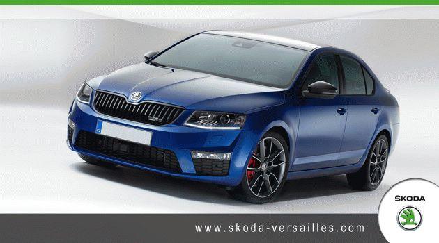 Skoda Octavia RS : la puissance à l'état brut   http://www.skoda-versailles.com/actualites-skoda-sport-autos/20/skoda-octavia-rs--la-puissance-a-l-etat-brut
