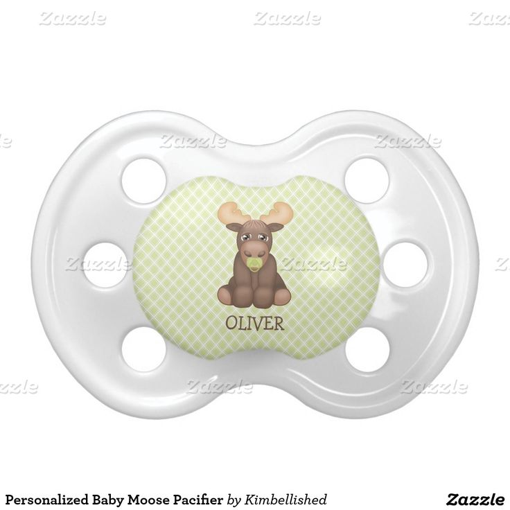 15 best baby moose baby shower images on pinterest moose baby personalized baby moose pacifier booginhead pacifier negle Choice Image