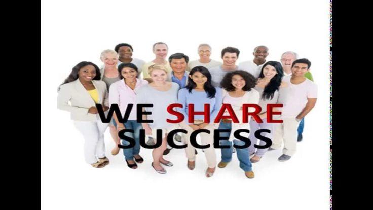 Страница и Бэкофис компании We Share Success  http://www.wesharesuccess.com/?refid=bb9de