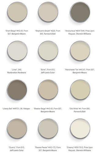 104 best warm neutral colors images on pinterest