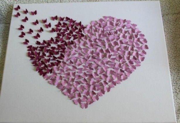 Handgemaakt schilderij met vlinders Hier te koop: http://www.marktplaats.nl/a/huis-en-inrichting/woonaccessoires-schilderijen-tekeningen-en-foto-s/m733026415-handgemaakt-schilderij-met-vlinders.html?c=d721e818194200feca4409741512b6e6&previousPage=mympSeller