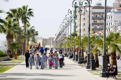 """""""Kataklysmos"""" The Flood Festival (annual), takes place in Cyprus every year in June, 50 days after Orthodox Easter in all the seaside areas of the island."""