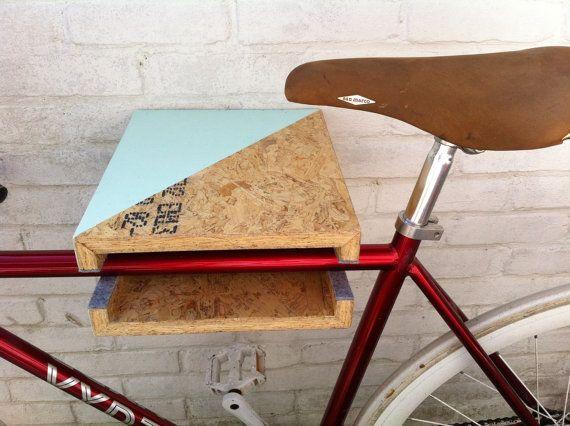 Fahrrad-Regal 5 von ToetProductions auf Etsy