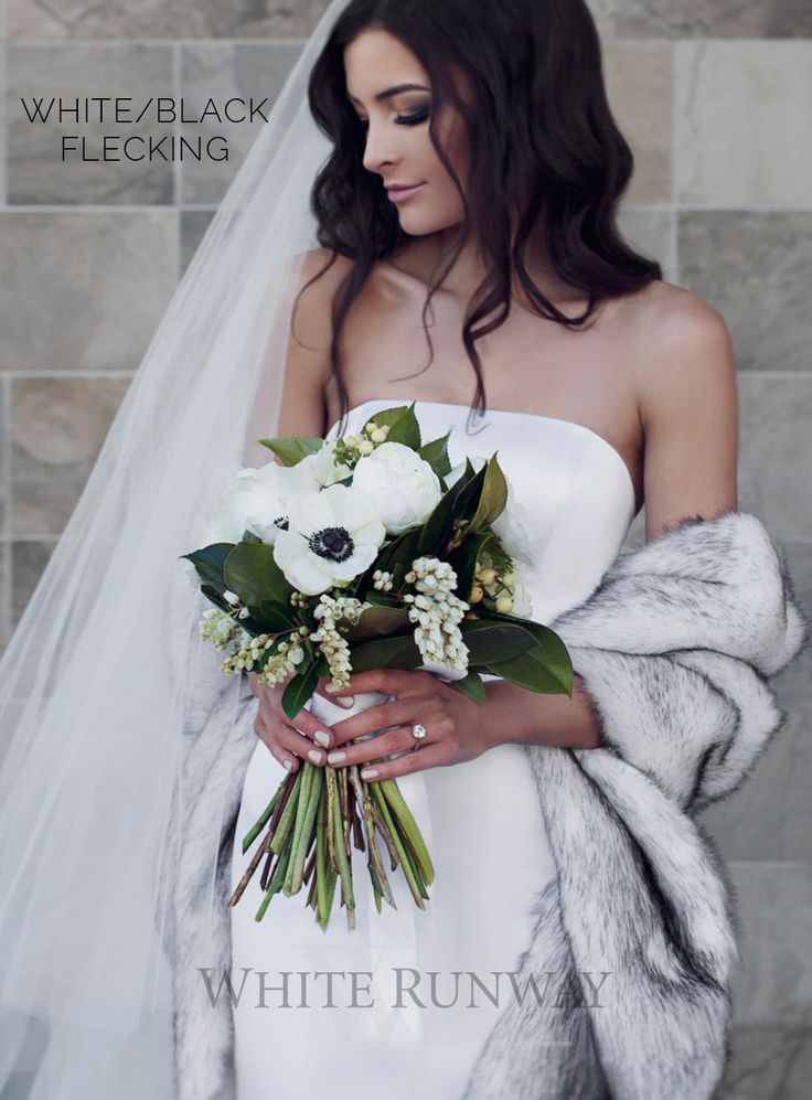 Sadie Shawl. A gorgeous fur shawl by Ida Faux Fur. The perfect accessory for brides, bridesmaids and mother of the brides.