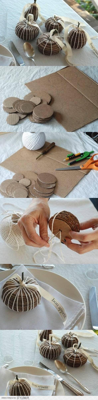 DIY Fruit of Cardboards DIY Projects | UsefulDIY.com na Stylowi.pl