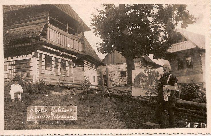 Joklov dom