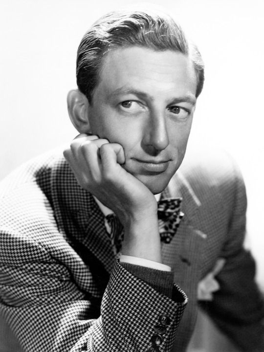 Ray Bolger - the Scarecrow in the wizard of. Oz