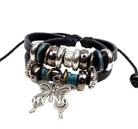 Arm Candy Butterfly Charm