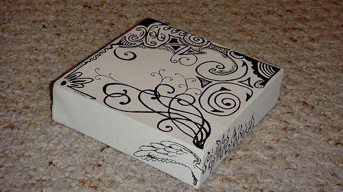 DIY: Canvas Art thumbnail