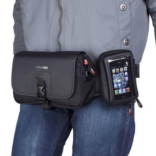 Scontato del -15% approfittane ora! Marsupio dotato di porta smartphone removibile GIVI - Linea Xstream. Pagamenti sicuri, reso facile, garanzia 2 anni.