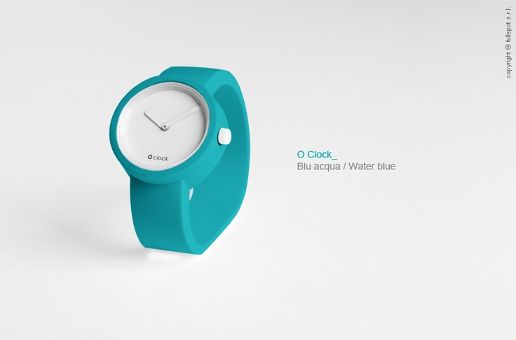 Water Blue Fullspot Watch / I must have this