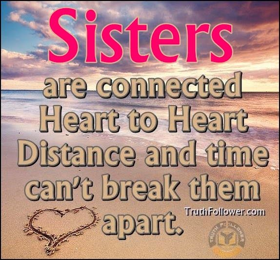 quotes about having a sister - Google Search
