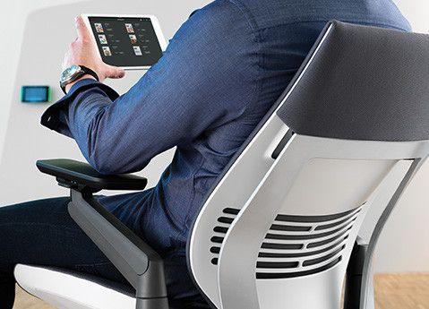 23 best steelcase sillas de trabajo images on pinterest for Sillas de trabajo