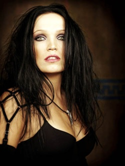 Tarja Turunen (former lead of Night Wish--the ONLY Night Wish worth listening to)