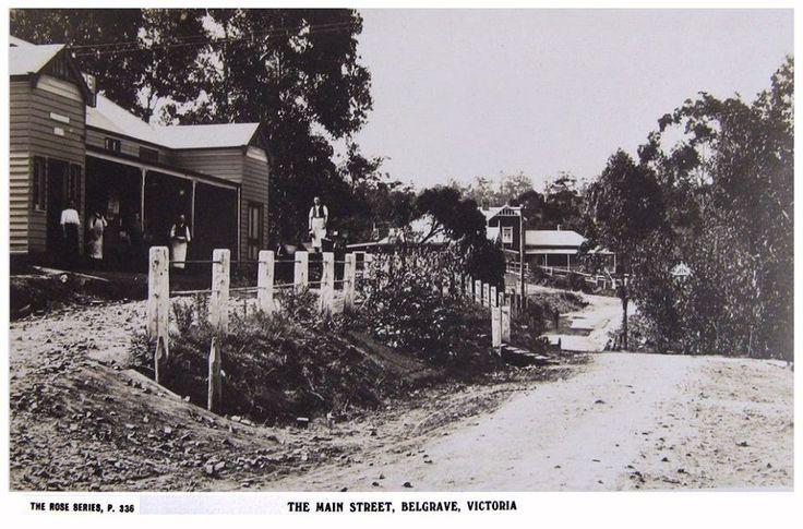 Belgrave, Main Road
