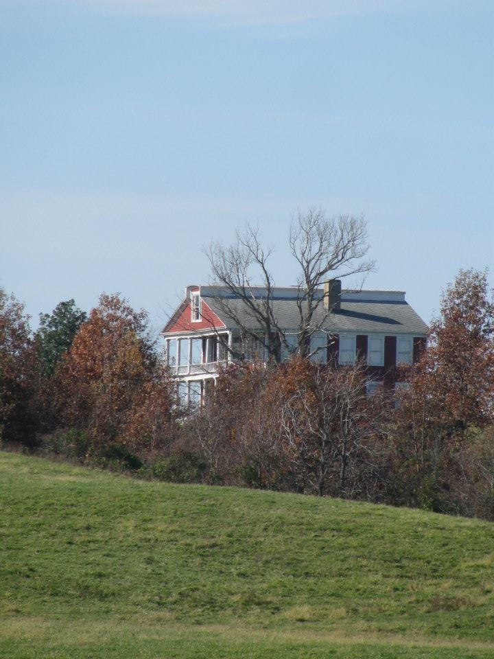 27 best the old slave house images on pinterest illinois for Southern illinois home builders