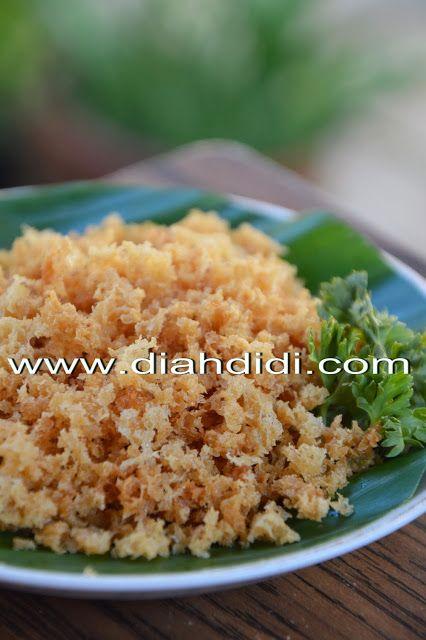 Diah Didi's Kitchen: Tips Membuat Kremesan Yang Renyah dan Enak..