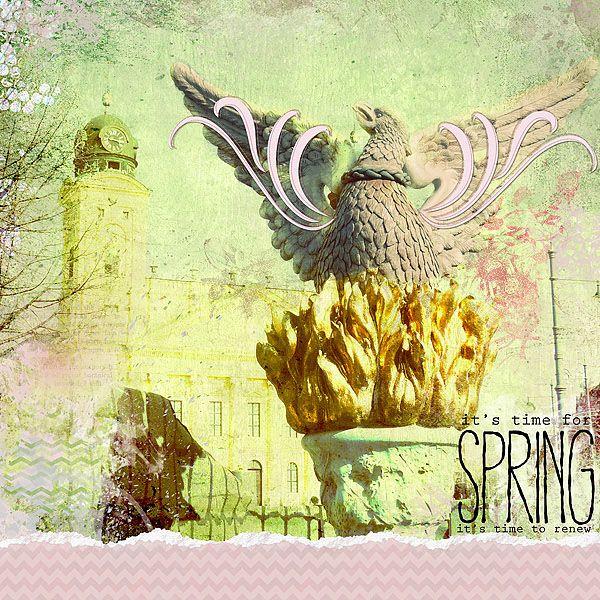 Spring by Nessita