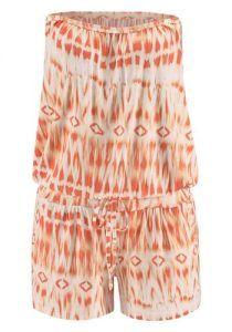 günstig kaufen | BUFFALO Damen Overall Druck orange | 06950452538788