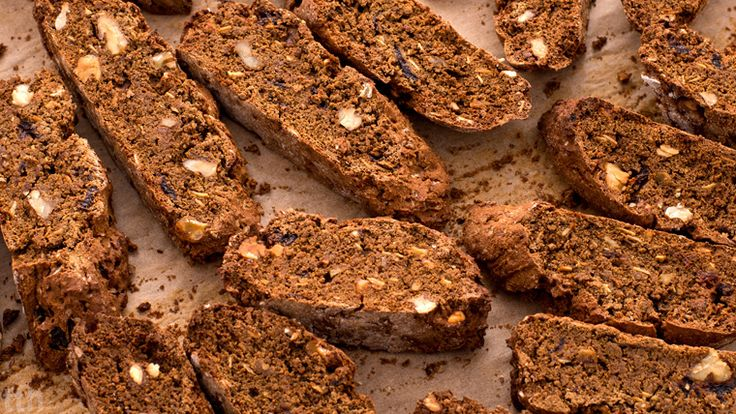 glutenfree gingery biscotti  true taste hunters: Bezglutenowe piernikowe biscotti - idealne na Boże...