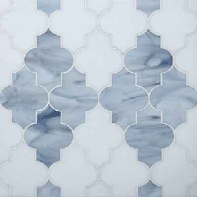Glass mosaic - eclectic - bathroom tile - Renaissance Tile and Bath