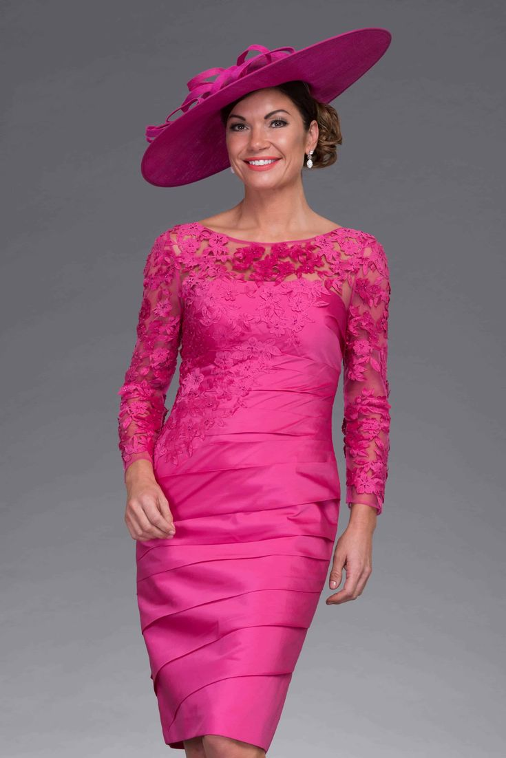 61 best mother dress images on Pinterest | Short wedding gowns ...