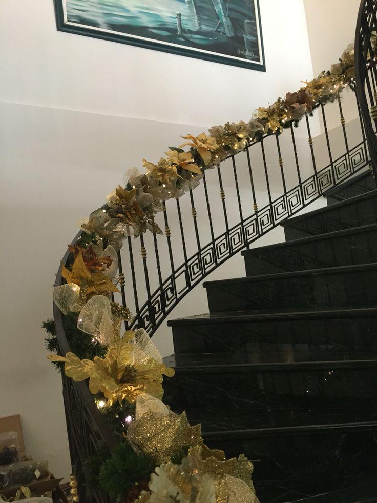 Escalera  Diseño Gloria Martinez