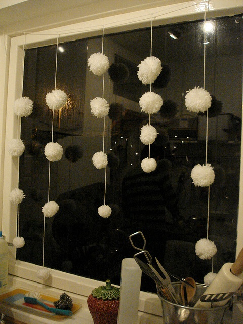 this would make a nice winter decoration