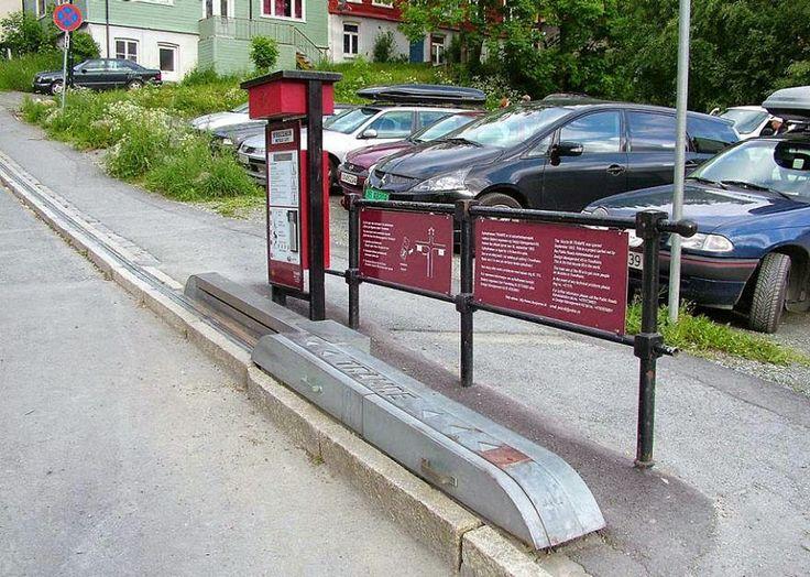 "GOTN: ""Κυλιόμενες Σκάλες"" για ποδηλάτες στην Νορβηγία (Φ..."