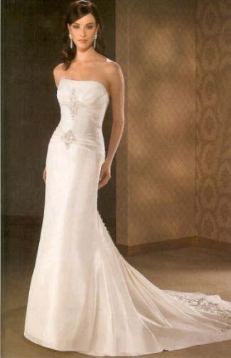 Best 25 slim wedding dresses ideas on pinterest 2015 for Slimming wedding dress styles