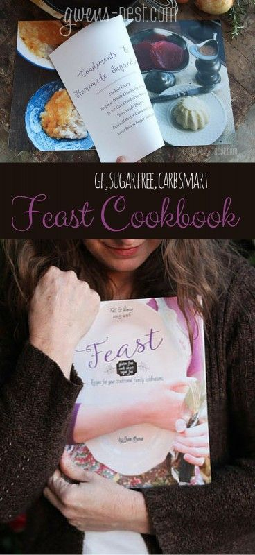 the Feast cookbook is all about enjoying healthy traditional dishes that are…