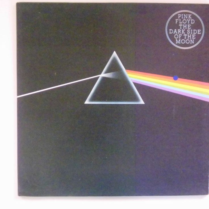 Pink Floyd Dark Side of the Moon 1973 Rock NM Lp Record Vinyl  #RockProgressiveArtRockPsychedelicRock