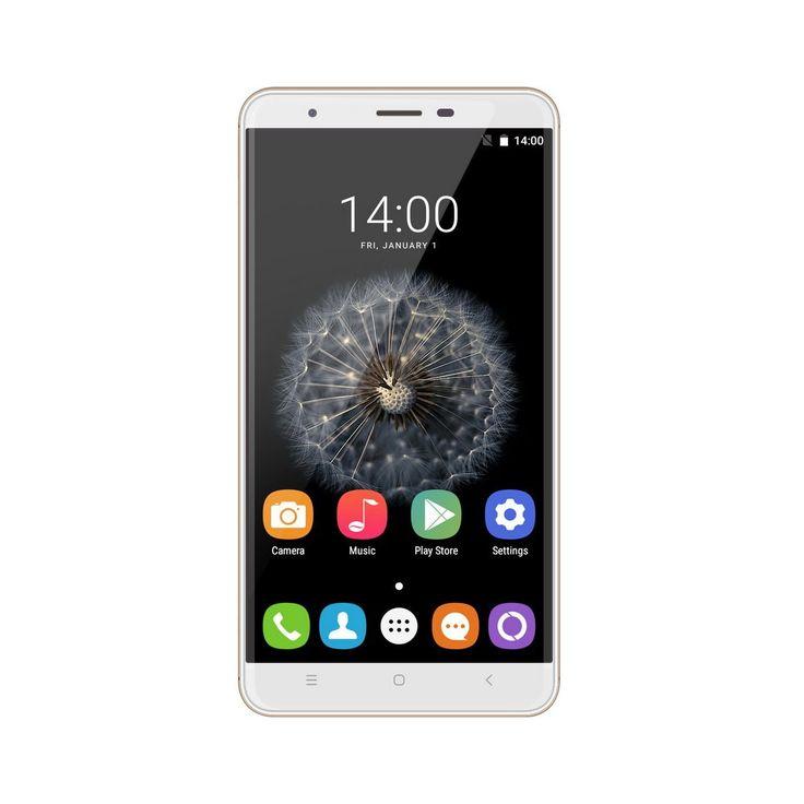 "Superisparmio's Post Oukitel U15 Pro  5.5"" OUKITEL U15 Pro 4G Smartphone Android 6.0 MT6753 Octa-core 3G RAM  32G ROM IPS Schermo HD Dual SIM Dual Standby Copertura del Metallo Fingerprint / HotKnot / OTG / GPS - Oro  In offerta a solo 89.24   http://amzn.to/2fDMPqo"
