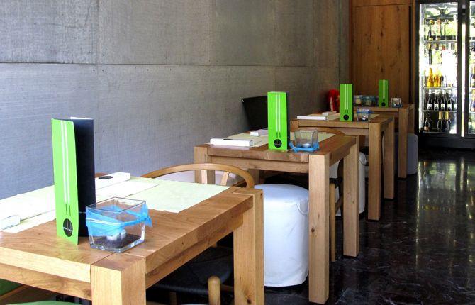 Bar Americanino Progettazione degli interni