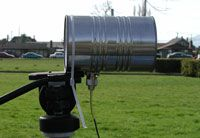 How To Build A Tin Can Waveguide WiFi Antenna